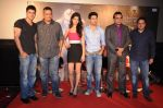 Aditya Datt, Viki Rajani, Tena Desae, Rajeev Khandelwal, Paresh Rawal, Sunil A Lulla at the Press meet of Table No 21 in PVR, Juhu, Mumbai on 22nd Nov 2012 (48).JPG