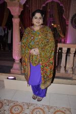 Shagufta Ali on location with Star Pariwar in Filmcity, Mumbai on 22nd Nov 2012 (7).JPG