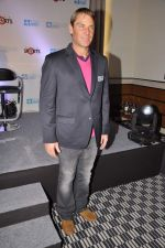 Shane Warne as ESPN presenter in Mumbai on 22nd Nov 2012 (1).JPG