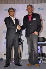 Shane Warne as ESPN presenter in Mumbai on 22nd Nov 2012 (14).JPG