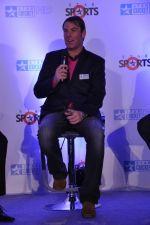 Shane Warne as ESPN presenter in Mumbai on 22nd Nov 2012 (21).JPG