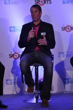 Shane Warne as ESPN presenter in Mumbai on 22nd Nov 2012 (22).JPG