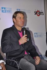 Shane Warne as ESPN presenter in Mumbai on 22nd Nov 2012 (25).JPG