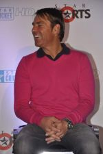 Shane Warne as ESPN presenter in Mumbai on 22nd Nov 2012 (6).JPG