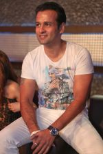 Rohit Roy at Super Fight League at 10th Friday Fight Night organized by Raj Kundra on 23rd Nov 2012.jpg