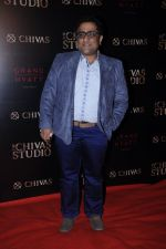 Kunal Ganjawala on day 2 of Chivas Studio in Mumbai on 24th Nov 2012 (89).JPG