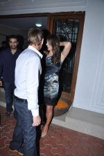 Shane Warne and Liz Hurley at Shilpa Shetty_s bash for Shane Warne and Liz Hurley in Juhu, Mumbai on 24th Nov 2012 (33).JPG