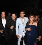 Rahul Khanna and Rohit Gandhi with Rahul Khanna and Mandira Koirala at GUCCI celebrates the opening of its fifth store in India in Gurgaon on 23rd Nov 2012.JPG