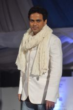 Pawan Shankar at Global peac fashion show by Neeta Lulla at Welingkar Institute in Mumbai on 26th Nov 2012 (155).JPG