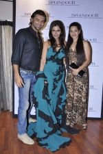 Chetan Hansraj at Splendour collection launch hosted by Nisha Jamwal in Mumbai on 27th Nov 2012 (117).JPG