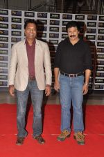 Aditya Srivastava, Dinesh Phadnis at Talaash film premiere in PVR, Kurla on 29th Nov 2012 (78).JPG