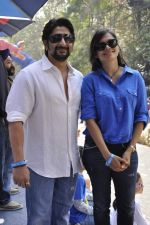 Arshad Warsi, Maria Goretti at Red Bull race in Mount Mary on 2nd Dec 2012 (108).JPG