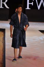Model walk the ramp for Welspun Show at IRFW 2012 in Goa on 1st Dec 2012 (15).JPG