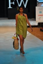 Model walk the ramp for Welspun Show at IRFW 2012 in Goa on 1st Dec 2012 (9).JPG