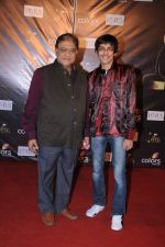 Anjan Shrivastav at Golden Petal Awards in Mumbai on 3rd Dec 2012 (38).JPG