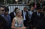 Paris Hilton visits Ashray orphanage in Bandra, Mumbai on 3rd Dec 2012 (4).JPG