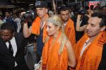 Paris Hilton visits Siddhivinayak Temple in Mumbai on 3rd Dec 2012 (32).JPG
