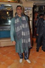 Rajit Kapur at Suhas Awchat_s Goa Portuguesa celebrates 25 years in Mahim, Mumbai on 3rd Dec 2012 (8).JPG