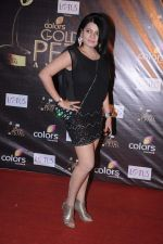 Shraddha Sharma at Golden Petal Awards in Mumbai on 3rd Dec 2012 (90).JPG