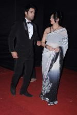 Vivian Dsena at Golden Petal Awards in Mumbai on 3rd Dec 2012 (170).JPG