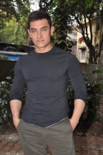 Aamir Khan at Talaash success meet in Bandra, Mumbai on 4th Dec 2012 (42).JPG