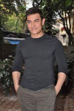 Aamir Khan at Talaash success meet in Bandra, Mumbai on 4th Dec 2012 (43).JPG