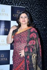 kunika lal at the launch of Shaina NC_s new jewellery line at Gehna in Bandra, Mumbai on 4th Dec 2012.JPG