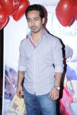 Abhishek Pathak at Akashvani film trailer launch in Cinemax, Mumbai on 5th Dec 2012 (4).JPG