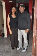 Suresh Menon at Khiladi 786 screening in PVR, Mumbai on 6th Dec 2012 (4).JPG