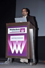 Hrithik Roshan at Whistling woods with Ghai in Filmcity, Mumbai on 7th Dec 2012 (13).JPG