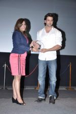 Hrithik Roshan at Whistling woods with Ghai in Filmcity, Mumbai on 7th Dec 2012 (16).JPG