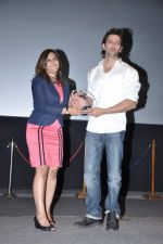 Hrithik Roshan at Whistling woods with Ghai in Filmcity, Mumbai on 7th Dec 2012 (19).JPG