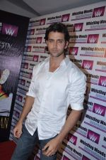 Hrithik Roshan at Whistling woods with Ghai in Filmcity, Mumbai on 7th Dec 2012 (23).JPG