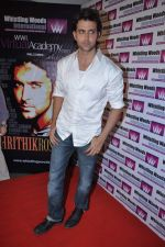 Hrithik Roshan at Whistling woods with Ghai in Filmcity, Mumbai on 7th Dec 2012 (25).JPG