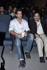 Hrithik Roshan at Whistling woods with Ghai in Filmcity, Mumbai on 7th Dec 2012 (4).JPG