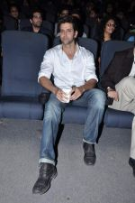 Hrithik Roshan at Whistling woods with Ghai in Filmcity, Mumbai on 7th Dec 2012 (8).JPG