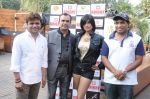 Rajpal Yadav, Aiysha Saagar, Sunil Pal at Bright Advertising Awards announcement in Sheesha Lounge on 7th Dec 2012 (11).JPG