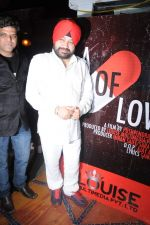 Daler Mehndi at the launch of Sara Khan_s production House Louise Multimedia Pvt Ltd with the announcement of her film A capsule of love on 8th Dec 2012 (39).JPG