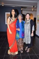 Dolly Tahkore, Tina Tahiliani at Siegward Sprotte exhibition in Tao Art Gallery on 8th Dec 2012 (1).JPG