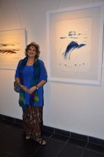 Dolly Thakore at Siegward Sprotte exhibition in Tao Art Gallery on 8th Dec 2012 (31).JPG