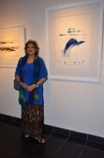 Dolly Thakore at Siegward Sprotte exhibition in Tao Art Gallery on 8th Dec 2012 (32).JPG