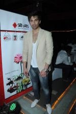 Paras Chhabra at the launch of Sara Khan_s production House Louise Multimedia Pvt Ltd with the announcement of her film A capsule of love on 8th Dec 2012 (15).JPG