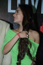 Sara Khan at the launch of Sara Khan_s production House Louise Multimedia Pvt Ltd with the announcement of her film A capsule of love on 8th Dec 2012 (15).JPG