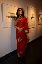 Tina Tahiliani at Siegward Sprotte exhibition in Tao Art Gallery on 8th Dec 2012 (55).JPG