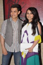 Aamir Khan, Rani Mukherjee at Talaash success bash in J W Marriott, Mumbai on 10th Dec 2012 (130).JPG