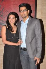 Nikhila Palat, Vivaan Bhathena at Talaash success bash in J W Marriott, Mumbai on 10th Dec 2012 (100).JPG