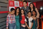 Imran Khan and Anushka Sharma at Red FM in Lower Parel, Mumbai on 11th Dec 2012 (55).JPG