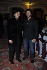 Amaan Ali Khan, Ayaan Ali Khan at Ustad Amjab Ali Khan book launch in ITC Grand Central, Mumbai on 13th Dec 2012 (82).JPG