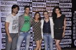 Hanif Hilal, Karishma Tanna, Maninie De, Kushal Punjabi at the Launch of Superdry in Palladium, Mumbai on 13th Dec 2012 (20).JPG