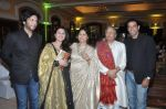 Juhi Babbar, Anup Soni at Ustad Amjab Ali Khan book launch in ITC Grand Central, Mumbai on 13th Dec 2012 (71).JPG